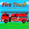 Fire Truck To The Rescue iOS Icon