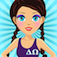 College Girl App Icon