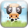 Happy Cow Tipping Game app icon