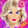Makeup Hairstyle & Dress Up Barbie Fashion Top Model Girls Free iOS Icon