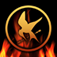 The Hunger Games Trilogy Trivia App Free iOS Icon