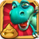 Dino Vacation iOS Icon