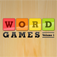 Word Games Volume 1 by Purple Buttons app icon