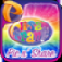 Lisa Frank Pic n' Share app icon