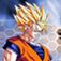 Dragon Ball Z: Saiyan Attack iOS Icon