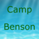 Camp Benson: Tubing Survival app icon