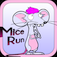 Mice Run iOS Icon
