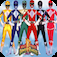 Power Rangers Fans iOS Icon