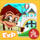 Park EXP: Fun Theme Parks for Animals App Icon