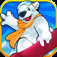 Snowboard Racing Games Free Games For Kids app icon