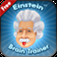 Einstein Brain Trainer Free app icon