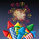Fireworks Finger Fun app icon