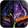 Ancient Crystal Warrior iOS Icon
