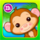 Abby Monkey Baby Play Mat Toy: Animated Preschool Learning Activity Games with Animals and Vehicles for Toddler Kids Explorers app icon