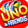 UNO & Friends – The Classic Card Game Goes Social app icon