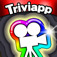 Triviapp Quiz Party * Movies & TV iOS Icon