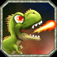 Dinosaur vs Monster app icon