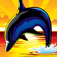 Dolphin Treasure casino slot game App Icon