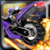 Doodle Biker Race Free: Nitro Speed Edition app icon