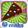 Chocolate Pizza by Bluebear app icon