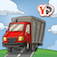 Toy Store Delivery Truck App Icon