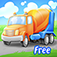 Trucks and Things That Go Free app icon