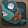 Zombie Fish War iOS Icon