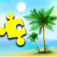 Jigsaw Puzzles: Tropical Vacation iOS Icon