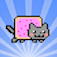 Nyan Cat: Candy Fantasy iOS Icon