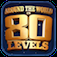 Around the World in 80 Levels app icon