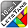 New LetsTans 10-in-1 app icon