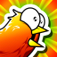 Chicken Fly : The Mighty Jungle Adventure iOS Icon