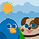 Funny Animals for baby and preschool toddler App Icon