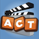 Acting Out! Free Video Charades app icon