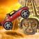 Monster Truck Gold iOS Icon