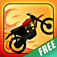 A Motorcycle Bike Race Fire Chase iOS Icon