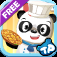 Dr. Panda's Restaurant – Free – Cooking Game For Kids app icon