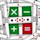 Mahjong score sheet iOS Icon