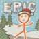 Draw a Stickman: EPIC App Icon