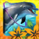 Dolphin Paradise: Wild Friends App Icon