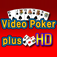 Video Poker plus HD App Icon