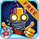 Jump Robot: Free Space Adventure iOS icon