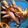 Dragons of Atlantis: Heirs of the Dragon app icon