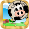 Cow Jump Racing app icon