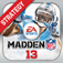 Madden NFL 13 Teams with Video by Prima app icon
