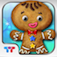 Gingerbread Dress Up app icon