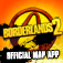 Borderlands 2 Official Map App App Icon