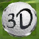 Mini Golf Stars 3D: Putt Putt iOS Icon