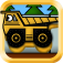 Kids Trucks: Puzzles iOS Icon