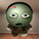 Kick the Zombie: Zombie Smackdown App Icon